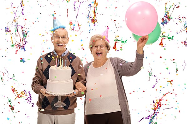 How To Celebrate Birthdays In Aged Care