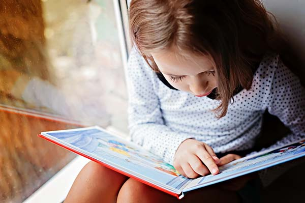 The Benefits Of Reading To Children And For Children To Read.