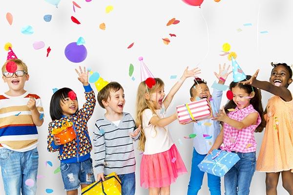 Celebrating Children's Birthdays