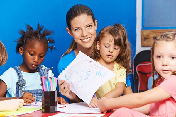Don't Just Get Qualified… Get Employed At A Childcare Centre!