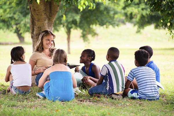Work Life Balance Can Be Yours With A Career In Child Care
