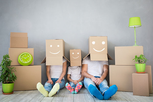 Five fun ways to help children think outside the box!