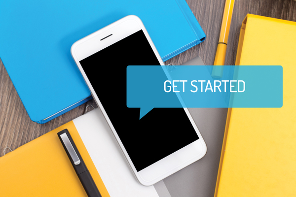 Taking the next steps: getting enrolled in your course