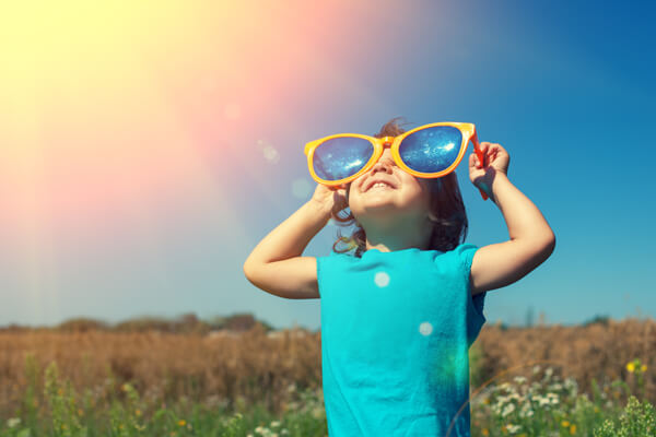 Protect children from the sun — here's why it's vital