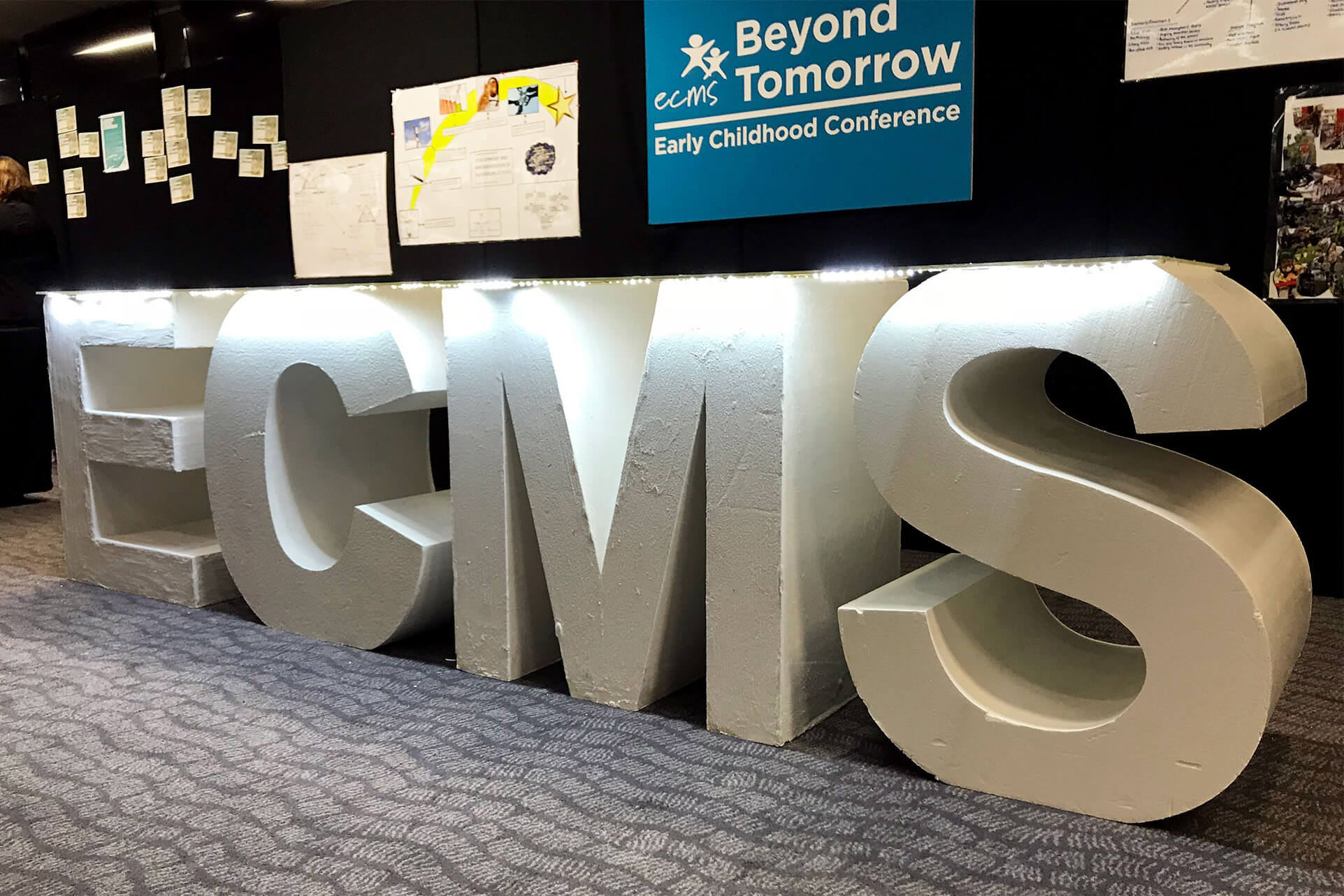 Exceeding Expectations — ECMS Beyond Tomorrow Conference