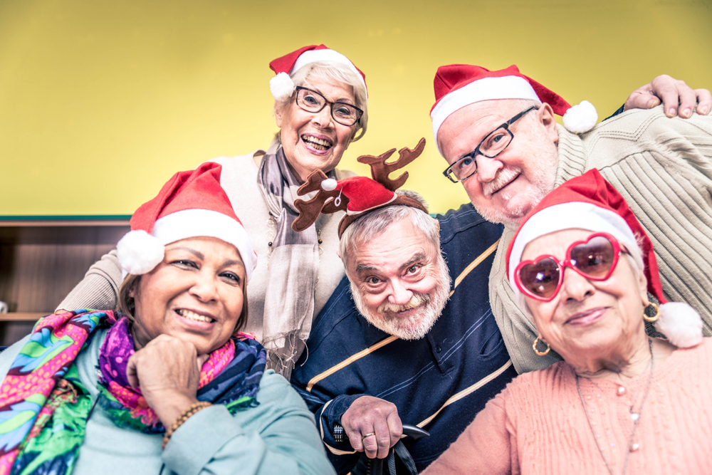 5 Fun aged care Christmas craft ideas for seniors