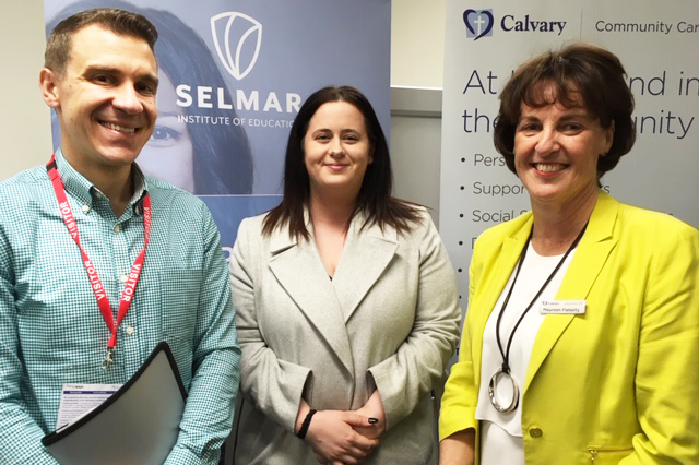 Launch into Work success for Calvary Community Care and Selmar