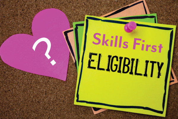 What is Skills First Funding and how do I access it?