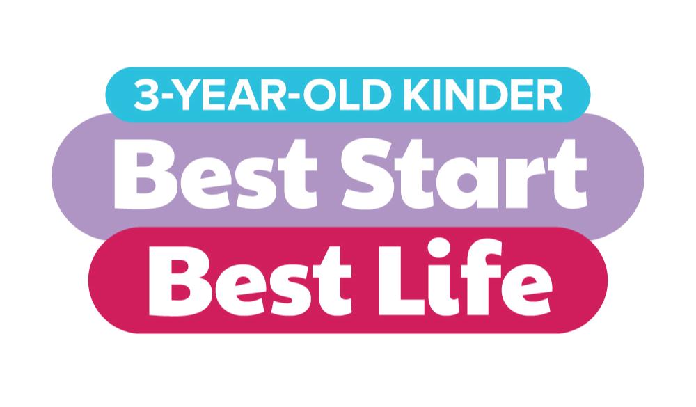 three-year-old kinder
