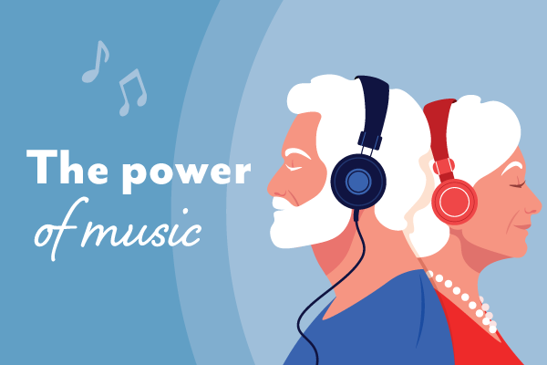 The power of music to help manage dementia