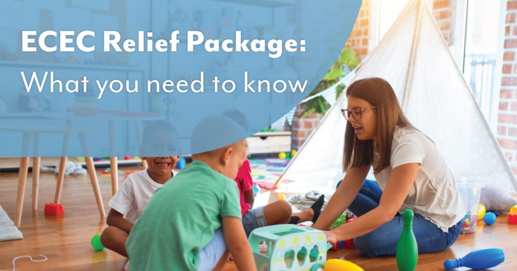 ECEC relief package