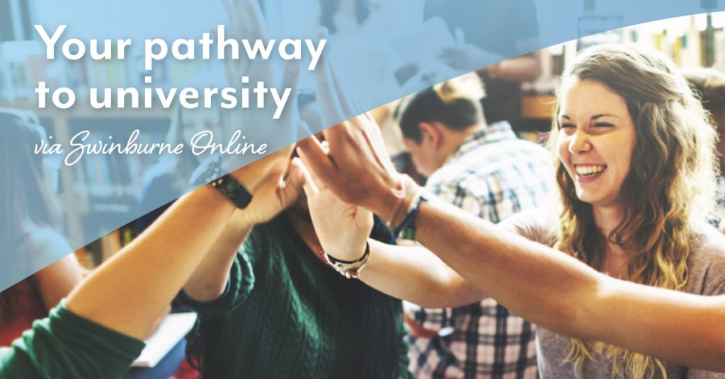 Pathway to university