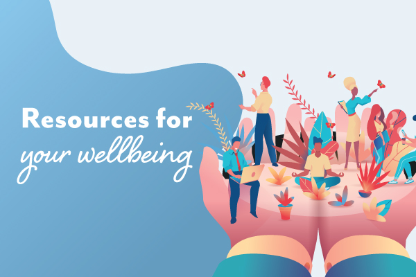 Resources for health and wellbeing