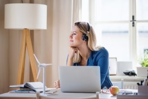 Wellness tips for working from home