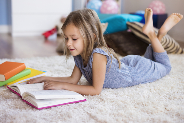 Why quiet time is so important for children