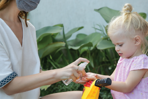 Case study: An inside look at infection control in early childhood services