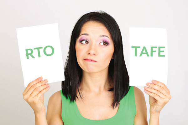 RTOs vs TAFE: What are the differences