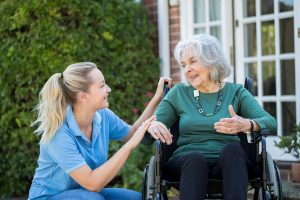 Aged care sector career