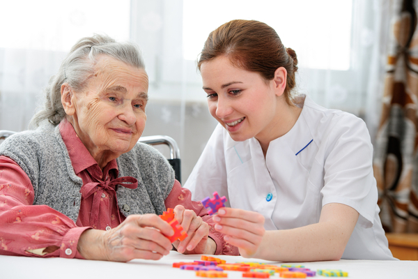 Why should you work in the aged care sector