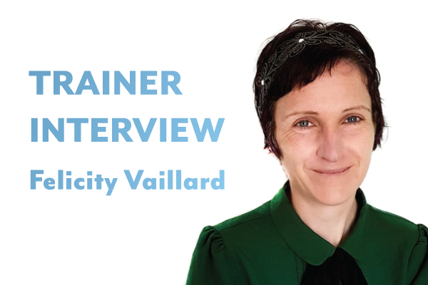 From educator to trainer: Felicity's early childhood career