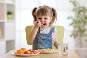 Healthy eating and nutrition in early childhood