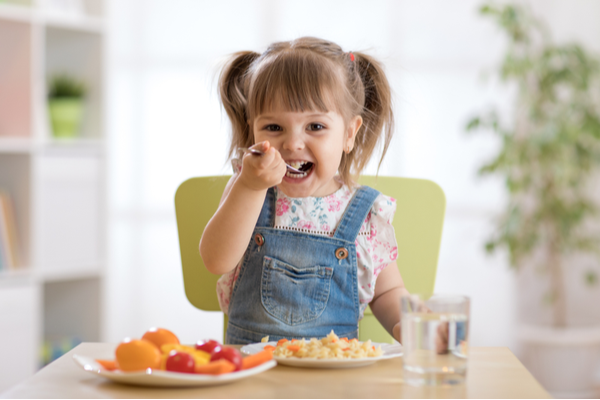 Healthy eating to optimise early childhood