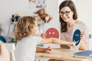 Teaching emotional intelligence in children