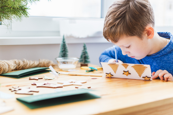 Early childhood holiday activities