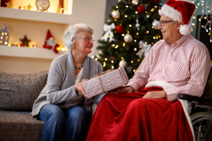 Holiday activities in aged care