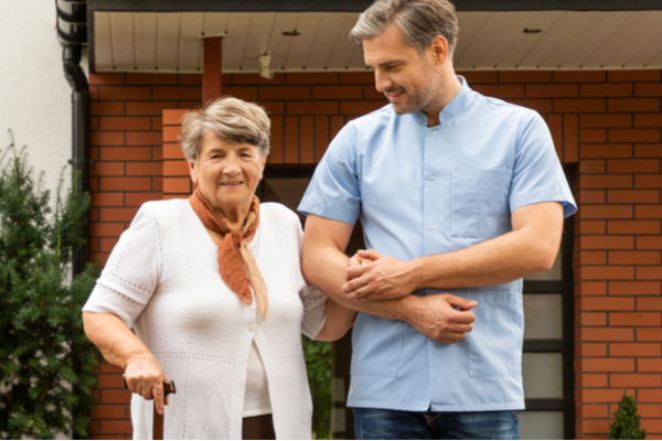 Understanding aged care career roles