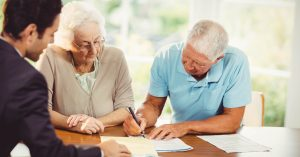 Advance care planning in aged care
