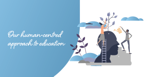 Our approach to human-centred education