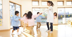 Career in early childhood education and care