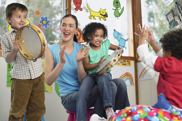 5 signs you should work in early childhood education
