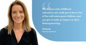 Career change learner interview