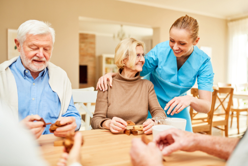 Improving staff recruitment in aged care