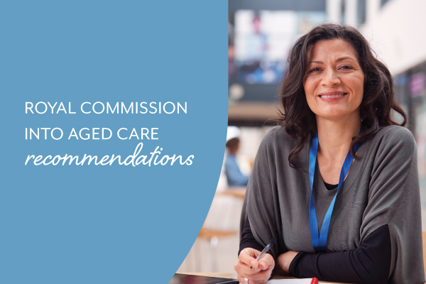 Royal Commission recommends Certificate III as minimum qualification
