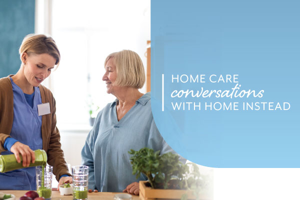 Home care and the changing face of aged care