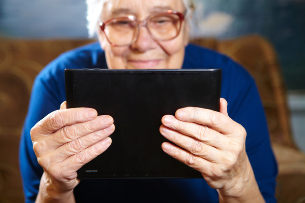 Keeping aged care residents connected to loved ones